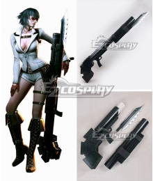 Devil May Cry 4 Lady Gun Cosplay Weapon Prop
