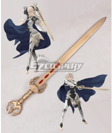 Fire Emblem Fates if Birthright Conquest Avatar Corrin Kamui Swords Cosplay Weapon Prop