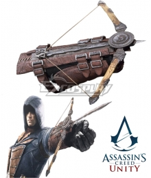 Assassin's Creed Unity Arno Victor Dorian Hidden Blade and Phantom Blade Cosplay Weapon Prop