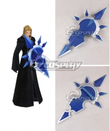 Kingdom Hearts 2 Organization XIII Chilly Academic Vexen No.4 Shield Cosplay Weapon Prop