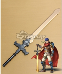 Fire Emblem Path Of Radiance Ike Falchion Swords Cosplay Weapon Prop
