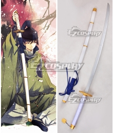 Touken Ranbu Online Ishikirimaru Swords Cosplay Weapon Prop