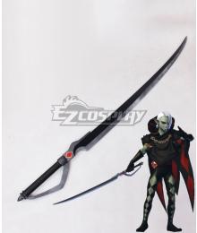 The Legend of Zelda Skyward Sword Ghirahim Swords Cosplay Weapon Prop