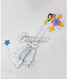 Kingdom Hearts Sora Roxas Oathkeeper Keyblade Cosplay Weapon Prop