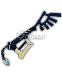 Kingdom Hearts Birth by Sleep Ventus Wayward Wind Keyblade Cosplay Weapon Prop
