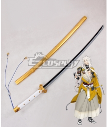 Touken Ranbu Online Kogitsunemaru Swords Cosplay Weapon Prop