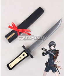 Touken Ranbu Online Yagen Toushirou Swords Cosplay Weapon Prop