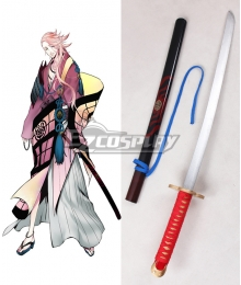 Touken Ranbu Online Souza Samonji Swords Cosplay Weapon Prop