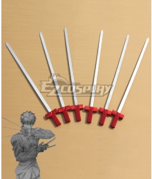 Fate Zero Kirei Kotomine Sword Cosplay Weapon Prop