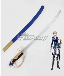 K Missing Kings Awashima Seri Sword Cosplay Weapon Prop