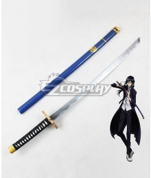 K Missing Kings Yatogami Kuroh Sword New Cosplay Weapon Prop