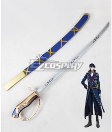 K Missing Kings Munakata Reisi Sword Cosplay Weapon Prop