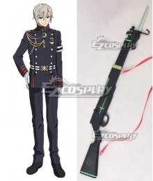 Seraph of the End Battle in Nagoya Owari no Serafu Vampire Reign Shinya Hiragi Gun Cosplay Weapon Prop
