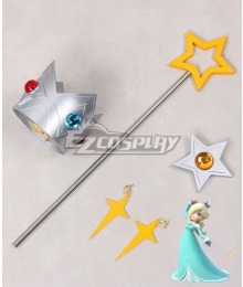 Super Mario Galaxy Princess Rosalina Accessory Cosplay Weapon Prop