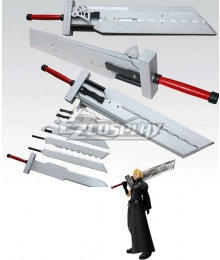 Final Fantasy VII Cloud Strife Swords Cosplay Prop