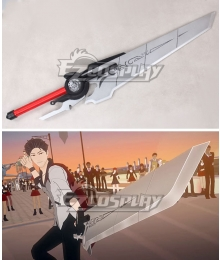 RWBY Qrow Branwen Sword Cosplay Weapon Prop - A Edition