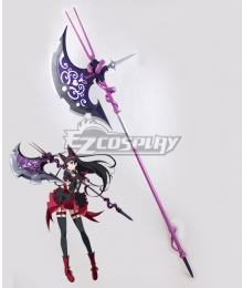 Gate Jieitai Kanochi nite Kaku Tatakaeri Gate Thus the JSDF Fought There Rory Mercury Ax Cosplay Weapon Prop - B Edition