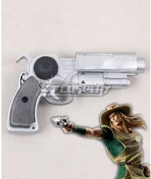 JoJo's Bizarre Adventure Stardust Crusaders Hol Horse Gun Cosplay Weapon Prop