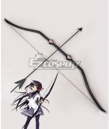 Puella Magi Madoka Magica Theater Edition Movie Akemi Homura Bow and arrow Cosplay Weapon Prop
