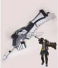 God Eater Soma Schicksal Jinki Sword Cosplay Weapon Prop