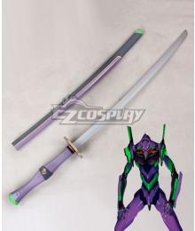 Neon Genesis Evangelion EVA EVANGELION Sword Cosplay Weapon Prop