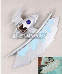 Yu-Gi-Oh! Yugioh GX Kaibaman Duel Disk Cosplay Weapon Prop