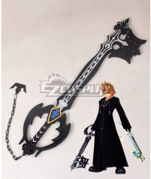 Kingdom Hearts Sora Roxas Xion Oblivion Keyblade Cosplay Weapon Prop
