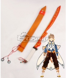 Tales of Zestiria the X Sorey Sword B Cosplay Weapon Prop