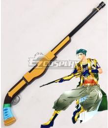 Harukanaru Toki no Naka de 3 Kajiwara Kagetoki Gun Cosplay Weapon Prop
