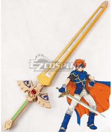 Fire Emblem The Binding Blade Roy Sword Cosplay Weapon Prop