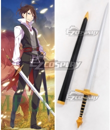 Re: Life In A Different World From Zero Wilhelm van Astrea Young Sword Cosplay Weapon Prop