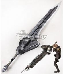 God Eater 2 Gilbert McLane Sword Cosplay Weapon Prop