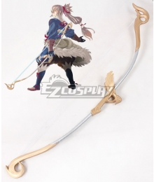 Fire Emblem Fates IF Takumi Bow Cosplay Weapon Prop