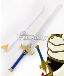 RWBY Volume 4 Jaune Arc Sword Cosplay Weapon Prop