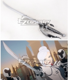 RWBY Winter Schnee Sword Cosplay Weapon Prop