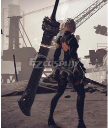 NieR: Automata 2B 9S YoRHa No.2 Type B YoRHa No.9 Type S Great Sword Cosplay Weapon Prop
