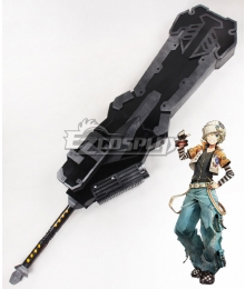 God Eater 2 Romeo Leoni Sword Cosplay Weapon Prop