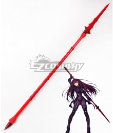 Fate Grand Order Lancer Scathach Gae Bolg Alternative B Cosplay Weapon Prop