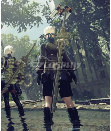 NieR: Automata 9S YoRHa No.9 Type S  Sword Cosplay Weapon Prop