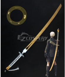 NieR: Automata 9S YoRHa No.9 Type S  Sword Cosplay Weapon Prop - A Edition