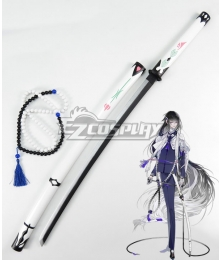 Touken Ranbu Juuzumaru Tsunetsugu Sword Cosplay Weapon Prop