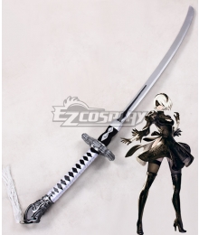 NieR: Automata 2B YoRHa No.2 Type B Virtuous Contract Sword Cosplay Weapon Prop