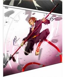 Nanbaka Samon Goku Cosplay Weapon Prop
