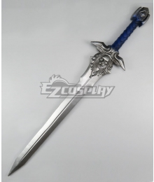 Warcraft The Beginning World of Warcraft WOW King Llane Wrynn I Lion Sword Cosplay Weapon Prop