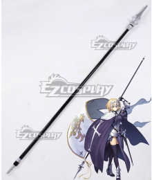 Fate Grand Order Ruler Joan of Arc Jeanne d'Arc Flagpole Cosplay Weapon Prop