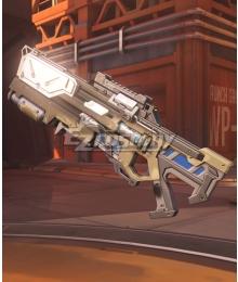 Overwatch OW Soldier 76 John Jack Morrison Strike Commander Morrison Gun Cosplay Weapon Prop