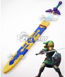 The Legend of Zelda: Skyward Sword Link Sword Scabbard Cosplay Weapon Prop