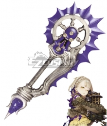 SINoALICE Sleeping Beauty Briar Rose Crusher Sword Cosplay Weapon Prop