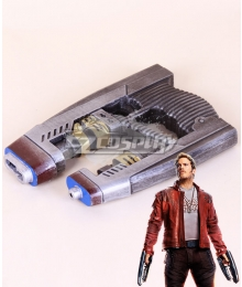 Marvel Guardians of the Galaxy Vol. 2 Star Lord Peter Jason Quill Gun Cosplay Weapon Prop