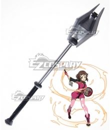 Sword Art Online Ordinal Scale Lisbeth Rika Shinozaki Movie Hammer Cosplay Weapon Prop